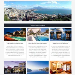 Italie Hotel