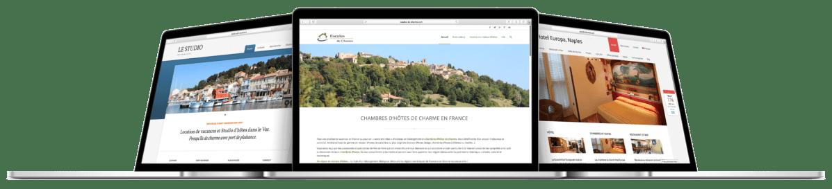 Albacom Services : création de site Internet dans le Var (Saint Mandrier sur mer, Toulon)