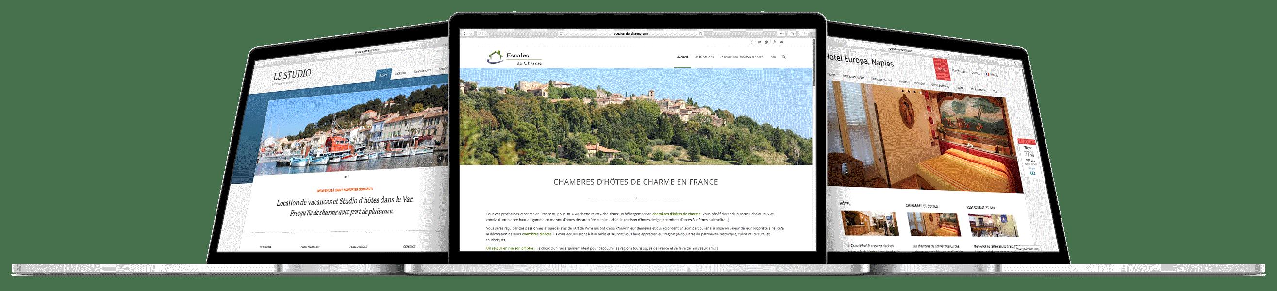 Création de site Internet Var (83)